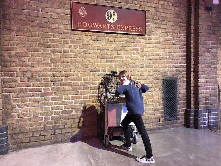 Flea at the Harry Potter Studio Tour
