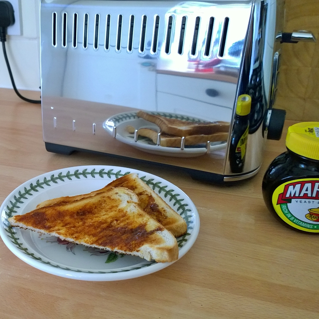 Breville Warburtons Toaster REview