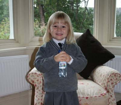 Memories: First Days at School