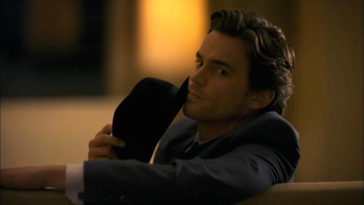 white collar matt bomer