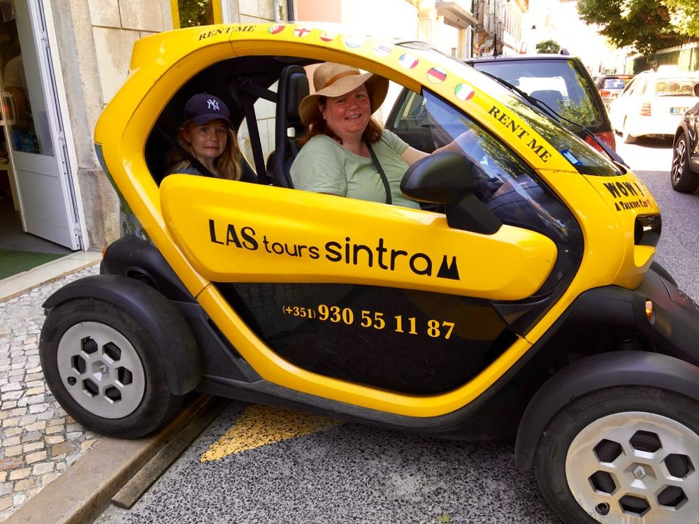 sintra electric car tour