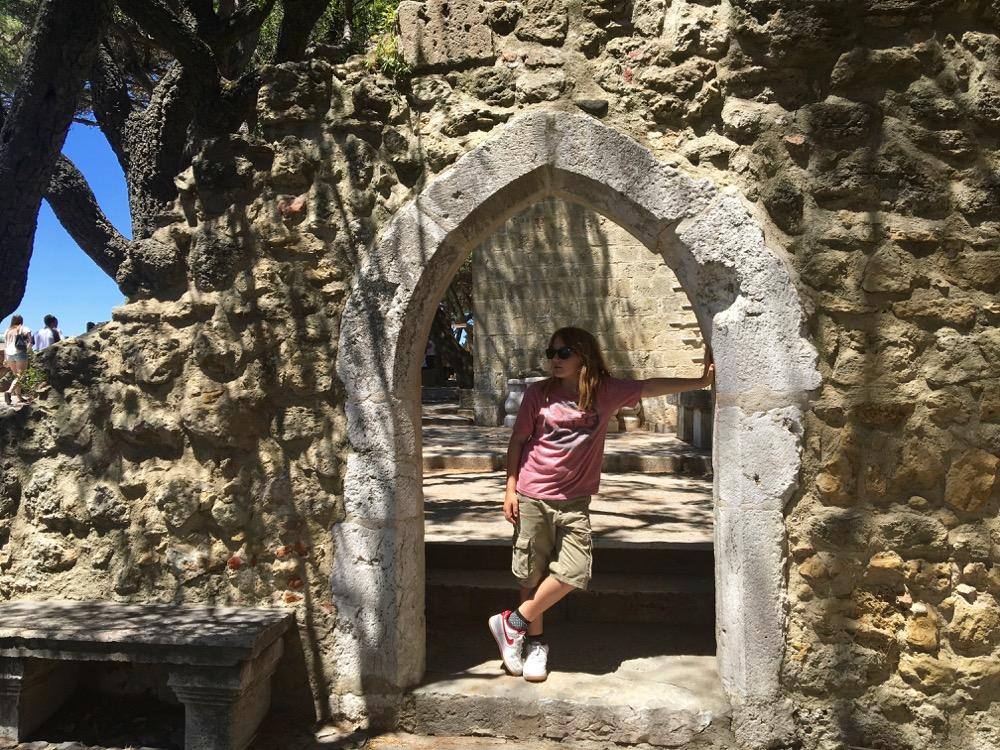 castelo jorges